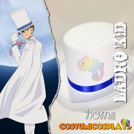 Cilindro cosplay Ladro Kid da Detective Conan
