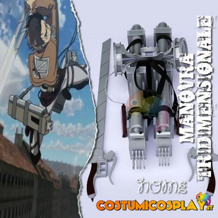 Accessorio cosplay Manovra tridimensionale
