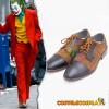 Scarpe cosplay Joker costume rosso