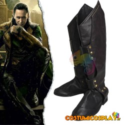 Stivali cosplay Loki da...