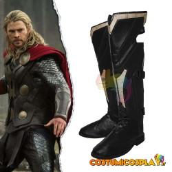Stivali cosplay Thor Avengers