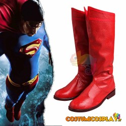 Stivali cosplay Superman