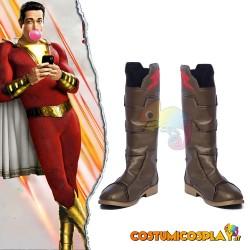Stivali cosplay Shazam