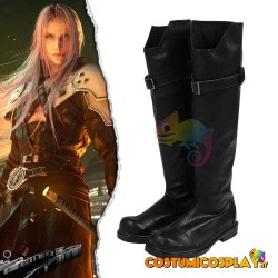 Stivali cosplay Sephiroth da Final