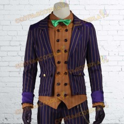 Costume Cosplay Joker Arkham Knight