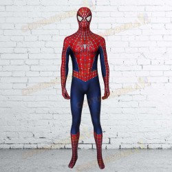 Costume tuta Cosplay Spider Man 2