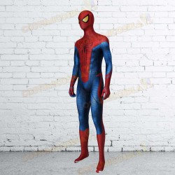 Costume tuta Cosplay Amazing Spider Man
