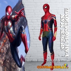 Costume tuta Cosplay Spider Man Far From Home ultimate