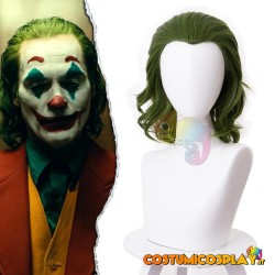 Parrucca cosplay Joker