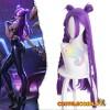 Parrucca cosplay KDA Kaisa League of
