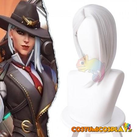 Parrucca cosplay Ashe da Overwatch