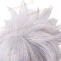 Parrucca cosplay Shinazugawa Sanemi