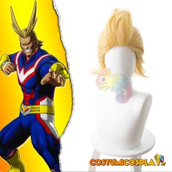 Parrucca cosplay All Might...