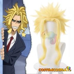 Parrucca cosplay Toshinori Yagi My Hero Academia
