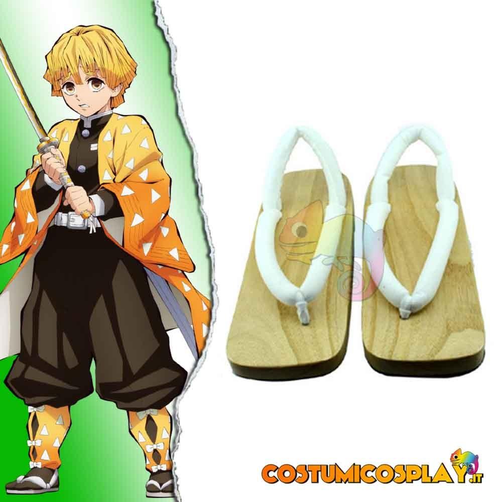Sandali cosplay infradito Agatsuma