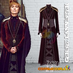 Costume Cosplay Cersei...