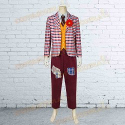 Costume Cosplay Joker versione clown
