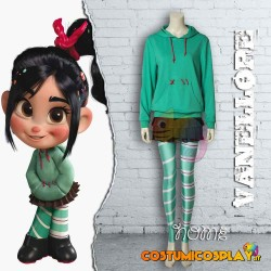 Costume Cosplay Vanellope...
