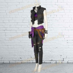 Costume Cosplay Amara Borderlands