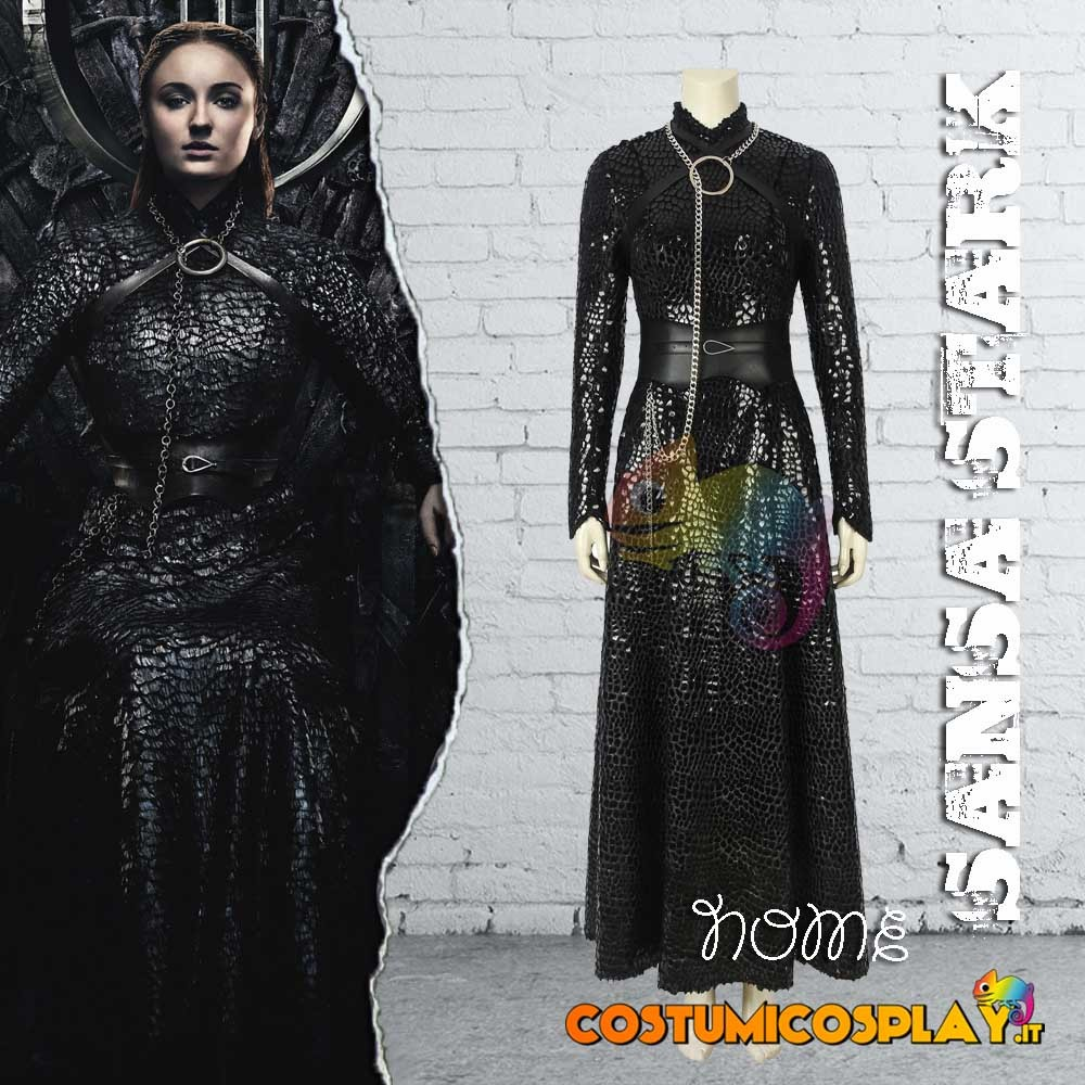 Costume Cosplay Lady Sansa Stark