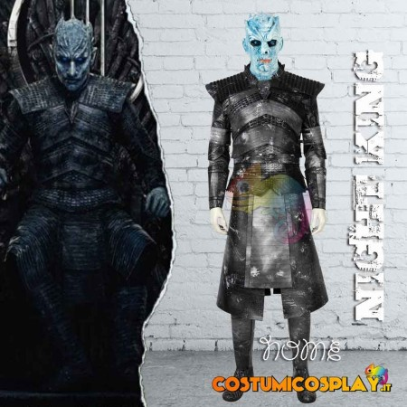 Costume Cosplay Night King