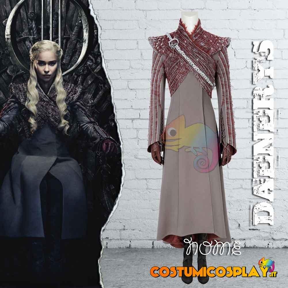 Costume Cosplay Daenerys Targaryen