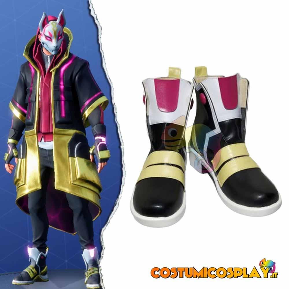 Scarpe cosplay Drift Fortnite
