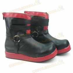 Scarpe cosplay Edward Elric Full Metal Alchemist