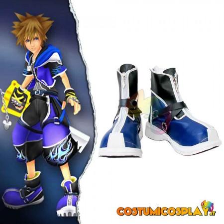 Scarpe cosplay Sora Kingdom Hearts II