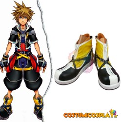 Scarpe cosplay Sora Kingdom...
