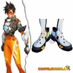 Scarpe cosplay Tracer da...