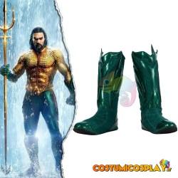 Stivali cosplay Aquaman