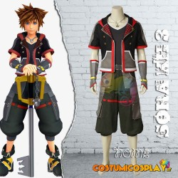 Costume Cosplay Sora...