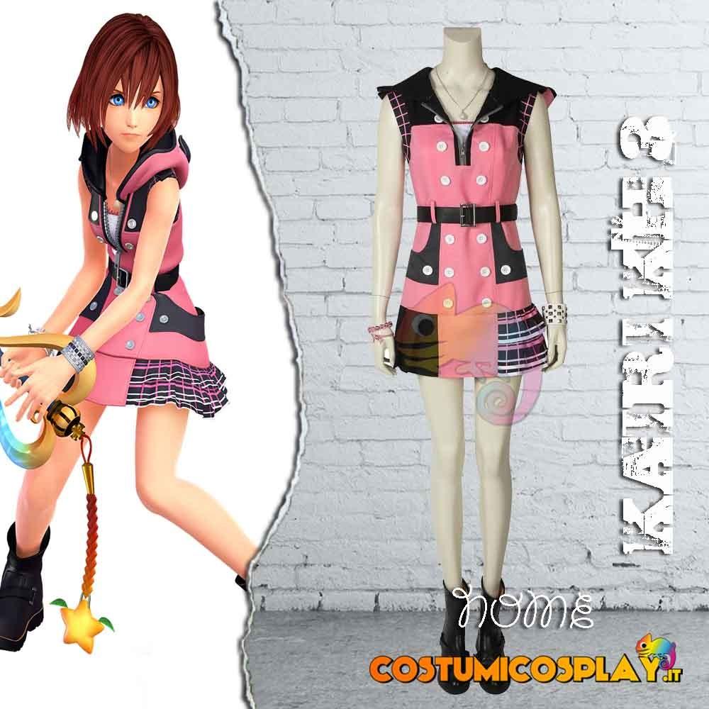 Costume Cosplay Kairi Kingdom Hearts III