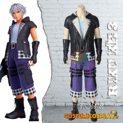 Costume Cosplay Riku...