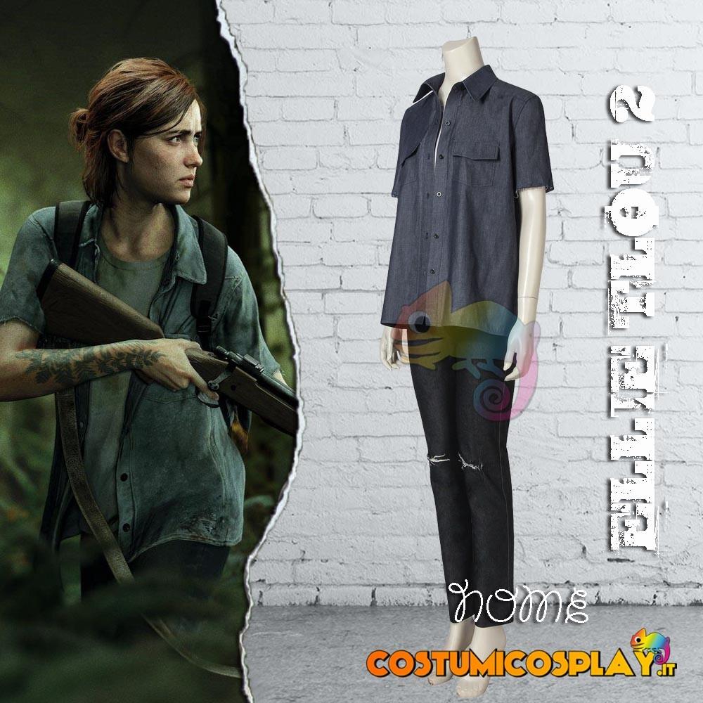 Costume cosplay Ellie The Last of Us 2