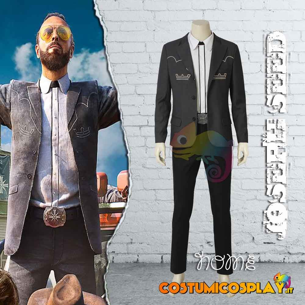 Costume cosplay Joseph Seed Far Cry 5