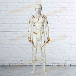 Costume cosplay Godspeed The Flash