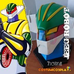 Casco cosplay Jeeg Robot d'...