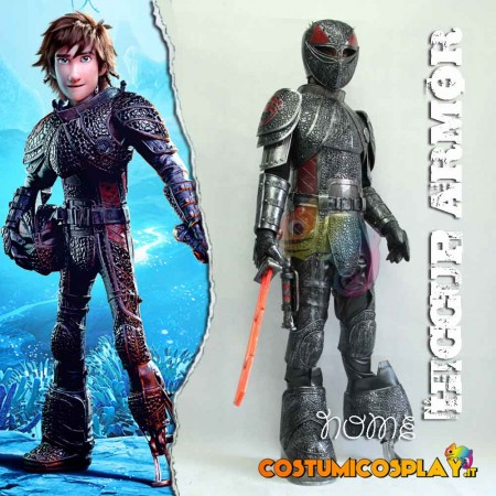 Costume armatura cosplay Hiccup Horrendous