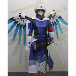 Costume armatura cosplay Angela Ziegler