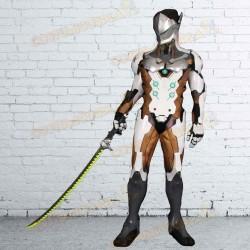Costume armatura cosplay Shimada Genji