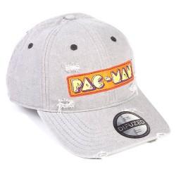 Cappellino con scritta Pac-Man