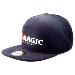 Cappellino con scritta Magic The Gathering