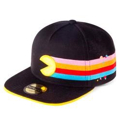 Cappellino con logo Pac-Man multicolor
