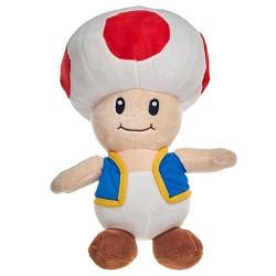 Peluche Toad Super Mario