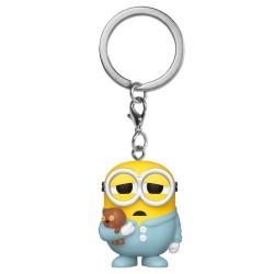 Portachiavi Pocket POP keychain Bob Minions