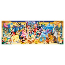 Puzzle Ravensburger 1000 pezzi personaggi Disney