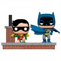 Figura POP! Batman e Robin...