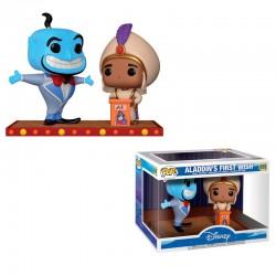 Figura POP! Aladdin & Genie...